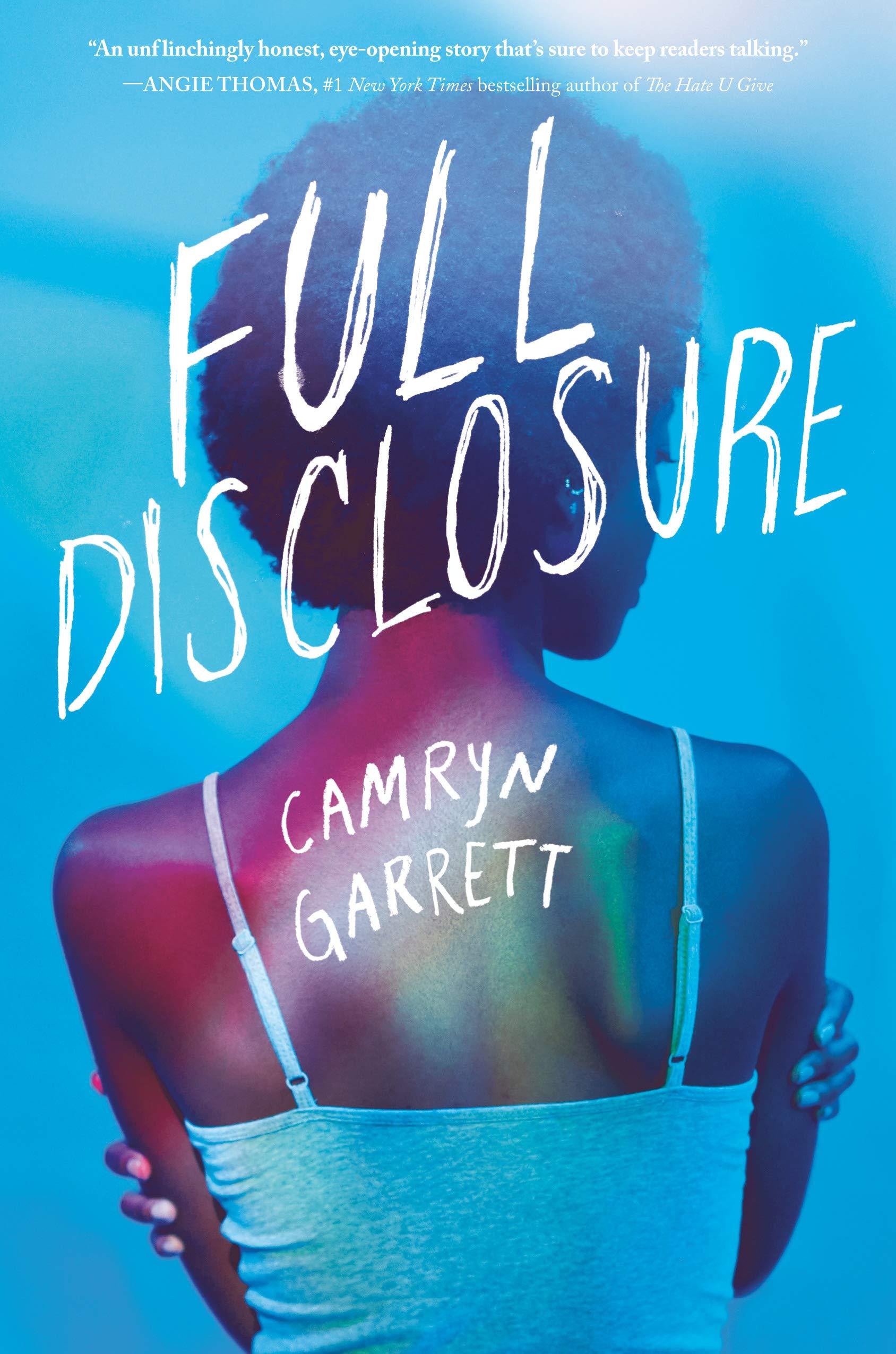 "Image result for full disclosure camryn garrett"""