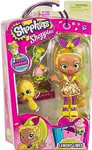 Shopkins Shoppies Doll Single Pack - Lemony Limes