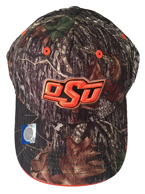 separation shoes 68564 cd55d ... low price collegiate oklahoma state cowboys camo mossy oak hat cap  083e8 1ed2c