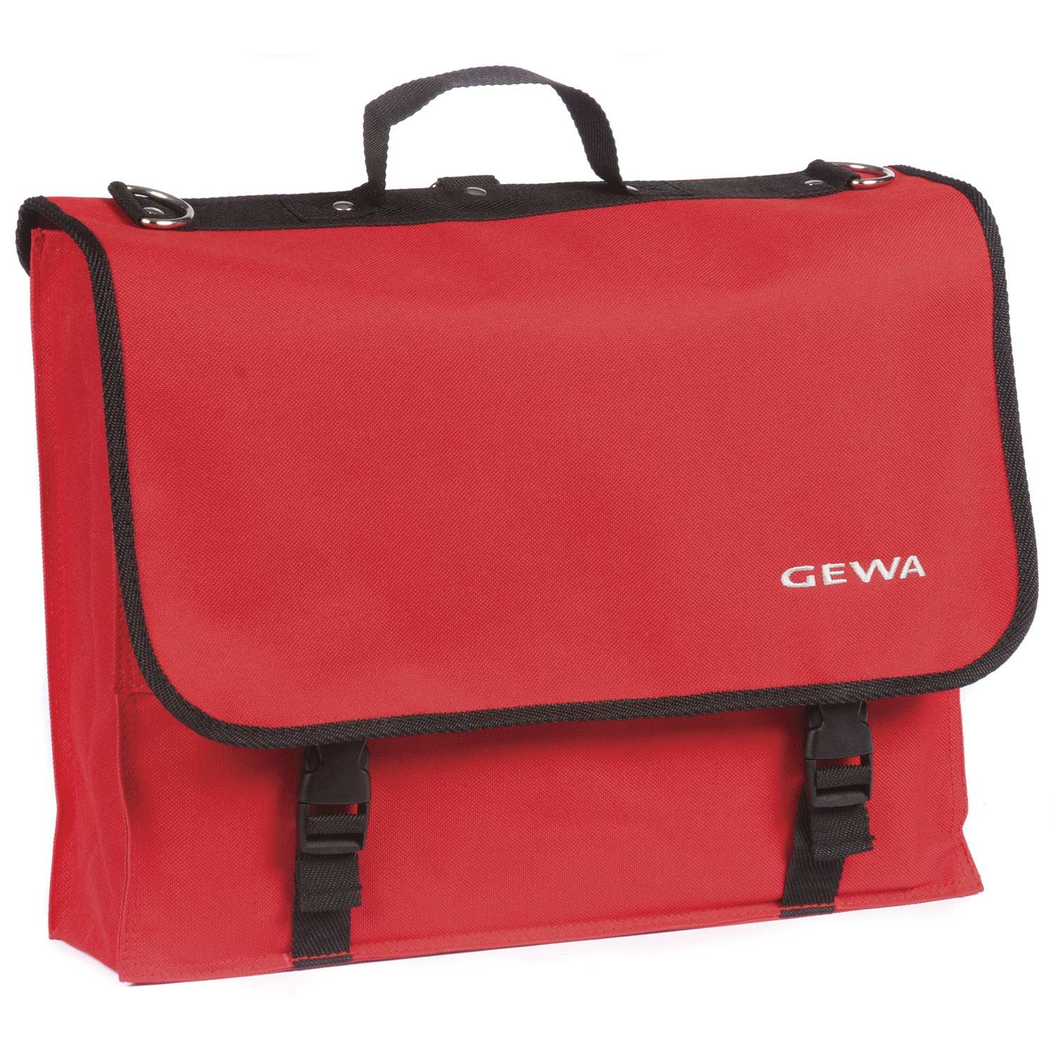 Red Sheet Music Carrying Bag by Gewa