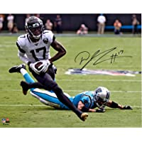 "$34 » D.J. Chark Jacksonville Jaguars Autographed 16"" x 20"" Vertical Photograph - Fanatics Authentic Certified"