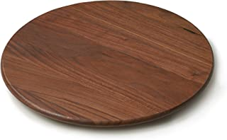"product image for J.K. Adams JK Adams Walnut Wood 14"" Lazy Susan"