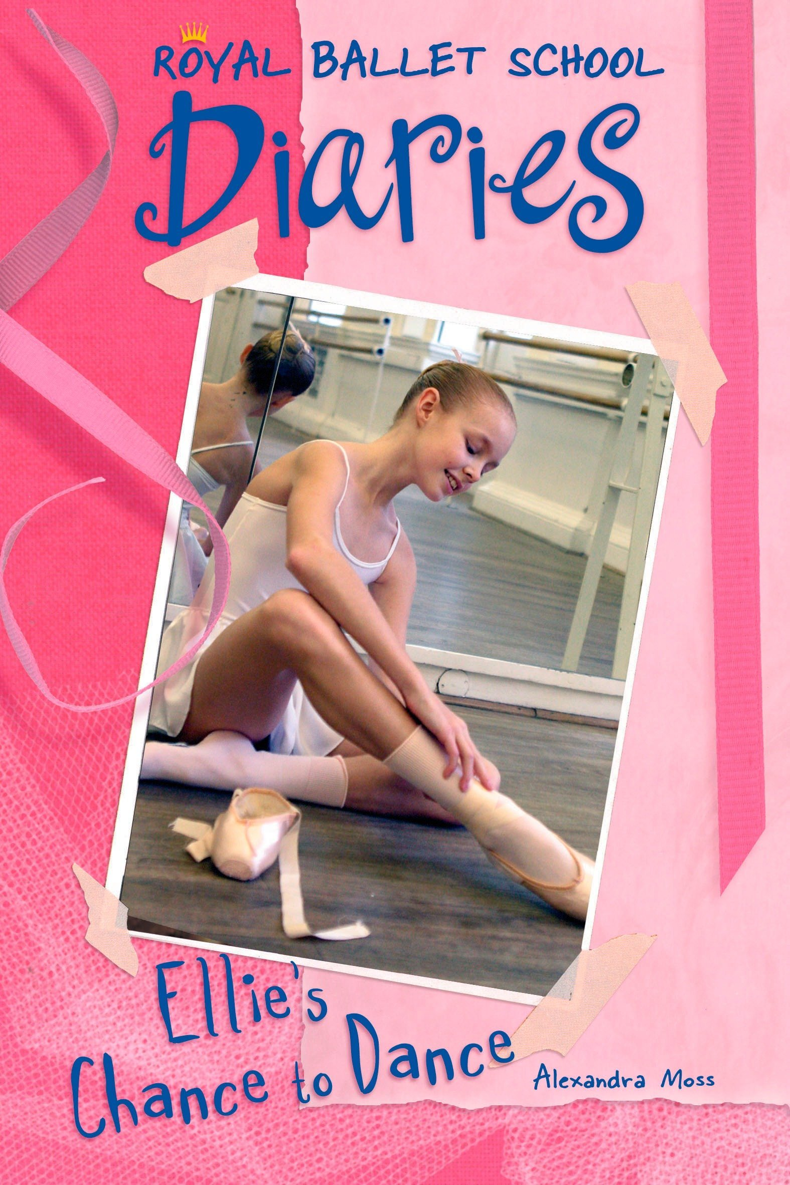Ellie's Chance to Dance #1 (Royal Ballet School Diaries) Paperback – January 13, 2005 Alexandra Moss Grosset & Dunlap 0448435357 Performing Arts - General