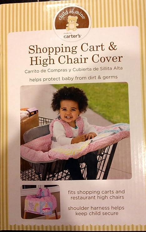 Carter Child of Mine – Conjunto de carrito de la compra y de alta, diseño