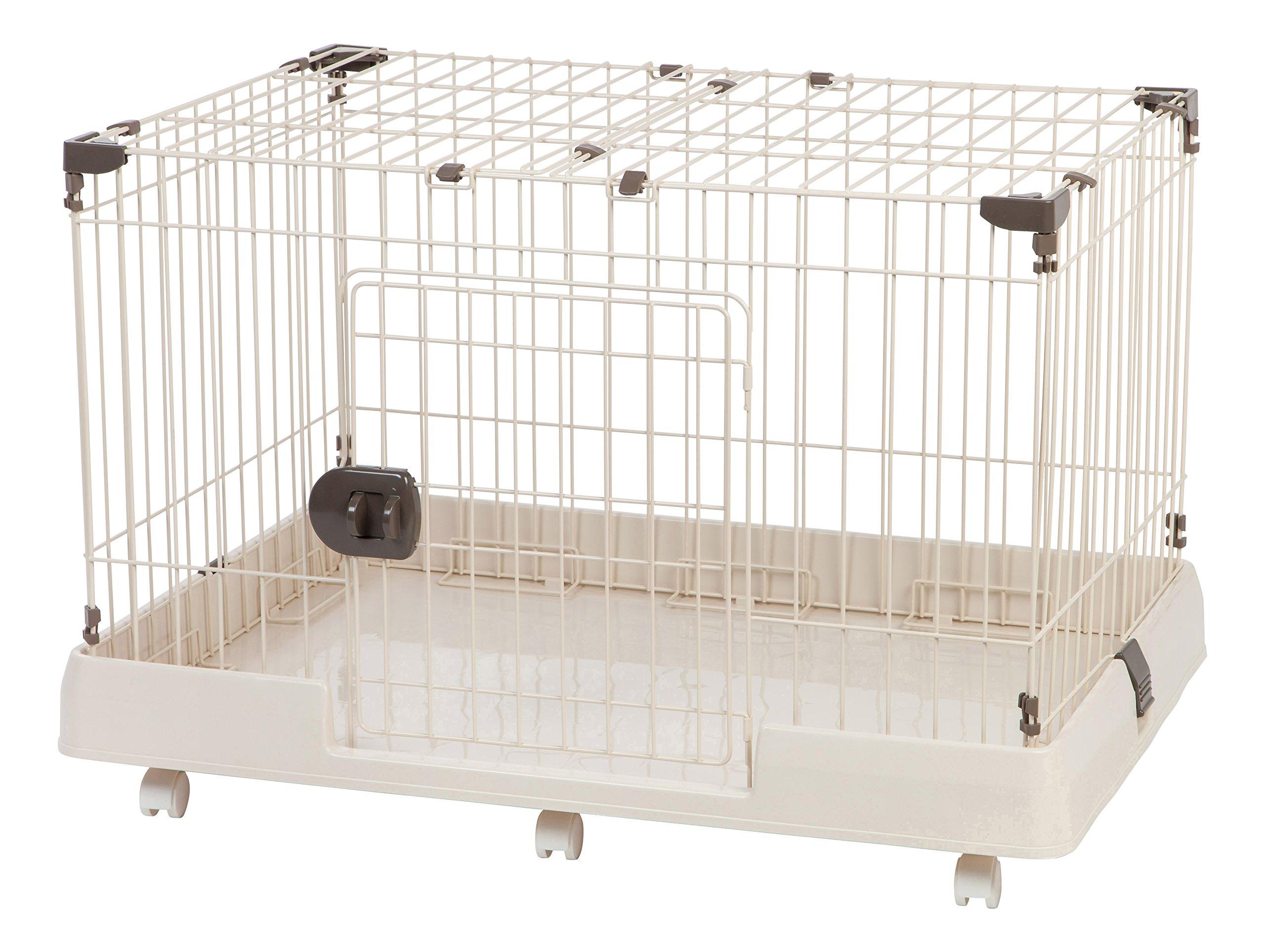 IRIS USA, Inc. Iris Portable Medium Wire Animal Cage