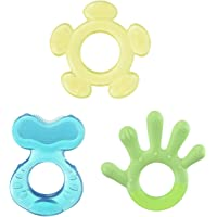 Nuby 3 Step Mordedor Set (3M +