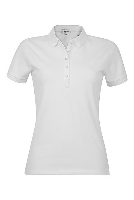 Calvin Klein señoras Radical Ladies Golf Polo: Amazon.es: Deportes ...