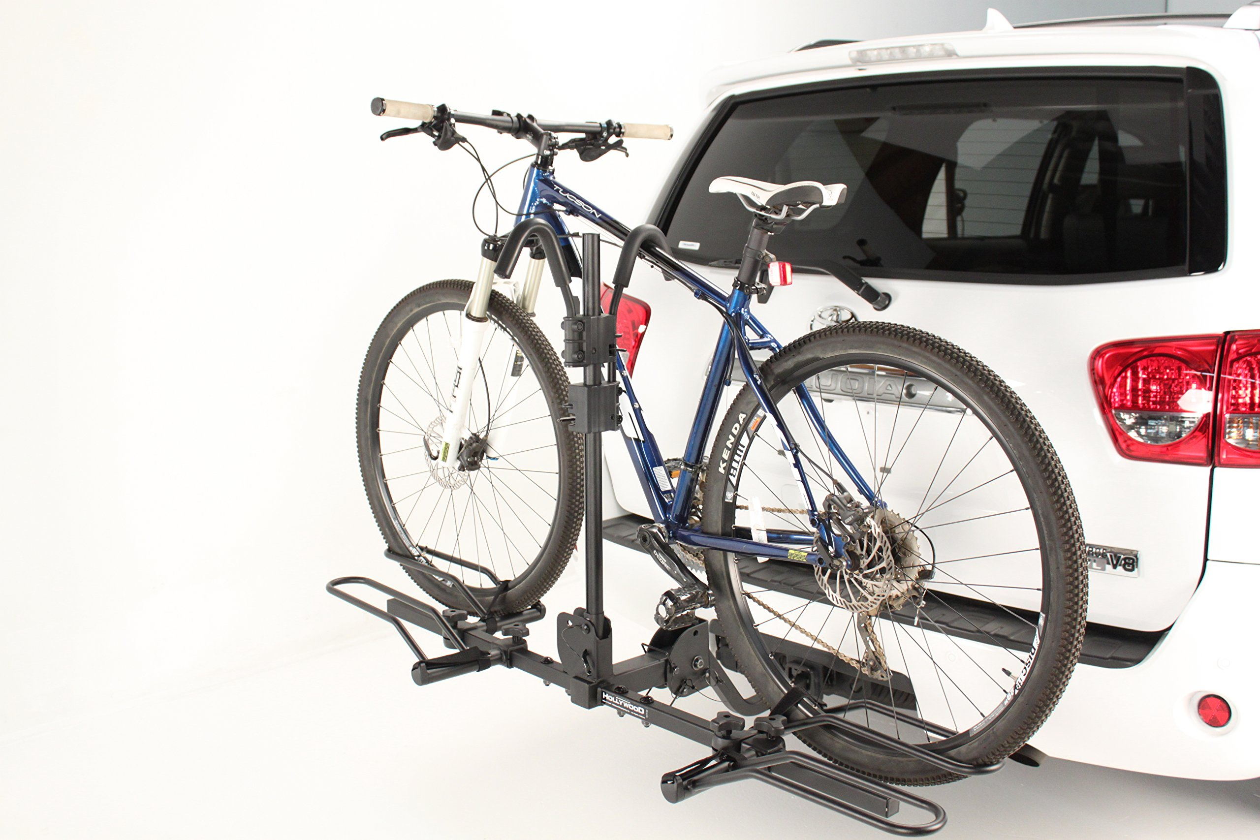 Hollywood Racks HR1000 Sport Rider 2-Bike Platform Style Hitch Mount Rack (1.25 and 2-Inch Receiver) by Hollywood Racks (Image #4)