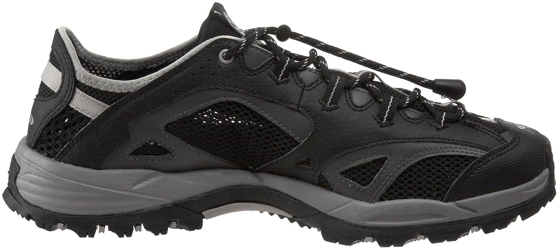 SALOMON Light Amphib 3 Chaussures de Marche pour Homme, Noir