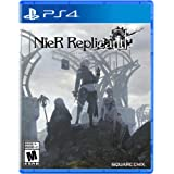 Nier Replicant Ver. 1.22474487139 Ps4 - Standard Edition - Playstation 4