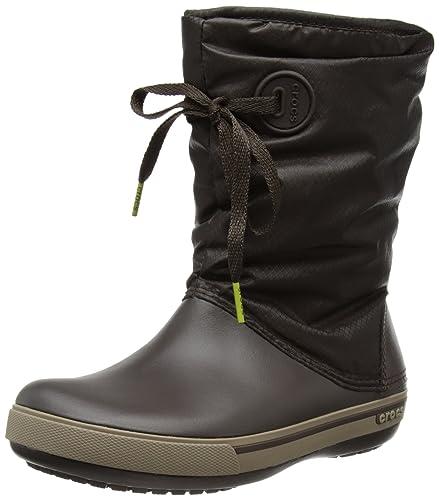 Crocs Crocband II5 Lace Boot Damen Schneestiefel