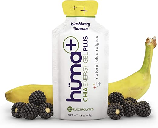 Amazon.com: Huma Plus – Chia Gel, 12 geles de energía – la ...