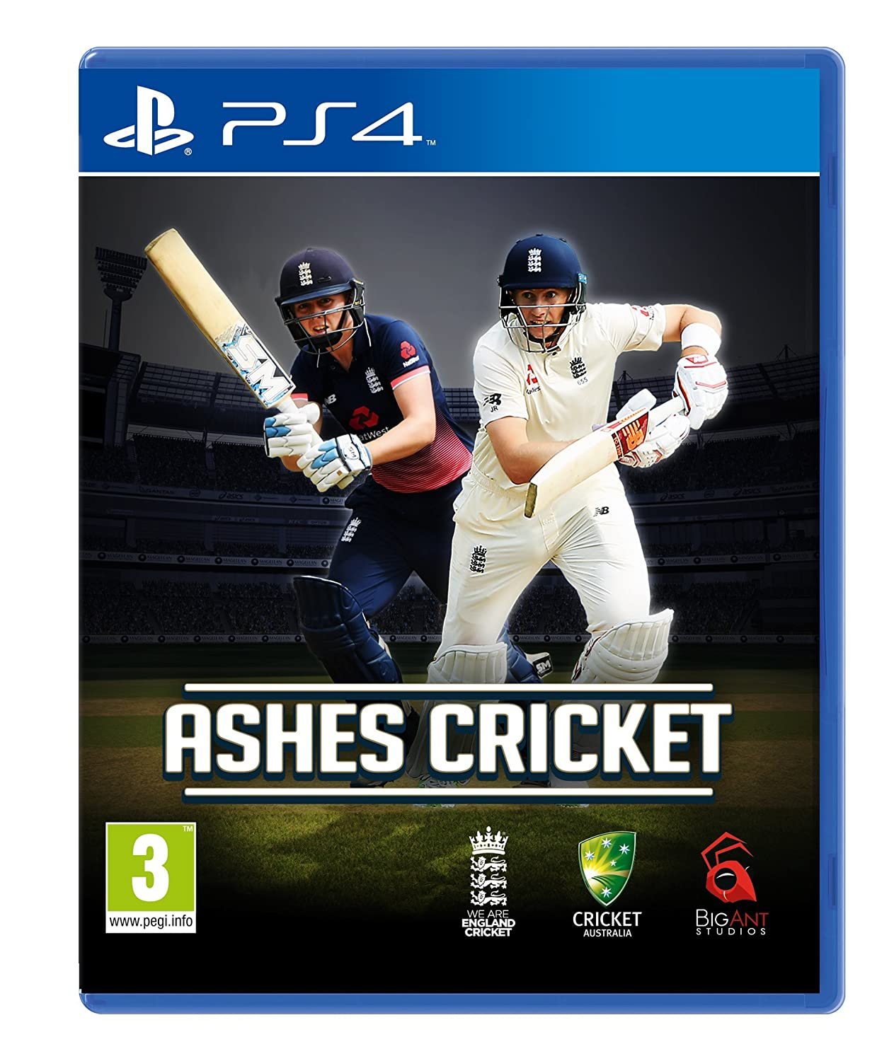 Buy Ashes Cricket (PS4) Online at Low Prices in India   Big