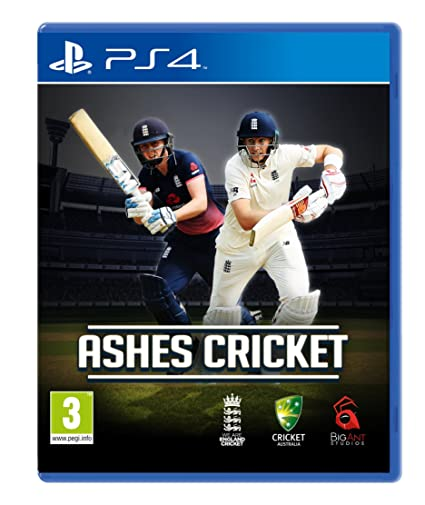 Buy Ashes Cricket Ps4 Online At Low Prices In India Big Ant