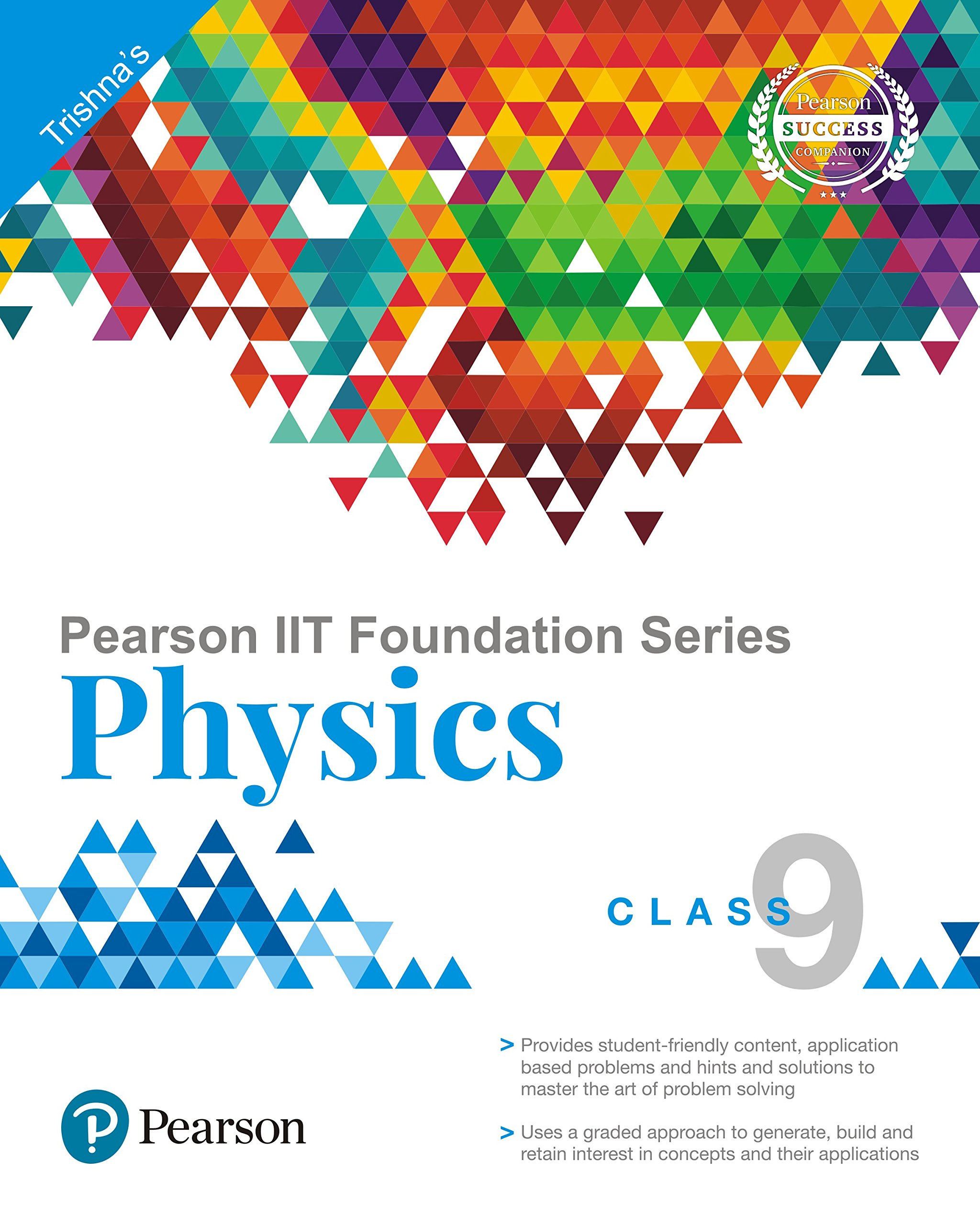 Buy Pearson IIT Foundation Physics Class 9 Book Online at Low Prices