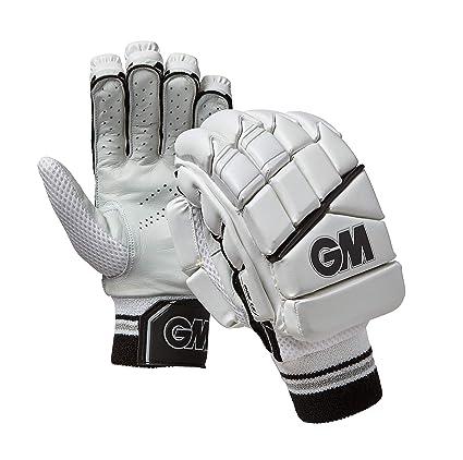 eaf928ed7b7 Amazon.com   GM 808 Cricket batting gloves - 2018 Edition (Right ...
