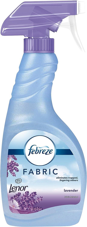 Febreze tela de refresco Spray Lenor lavanda 500ml