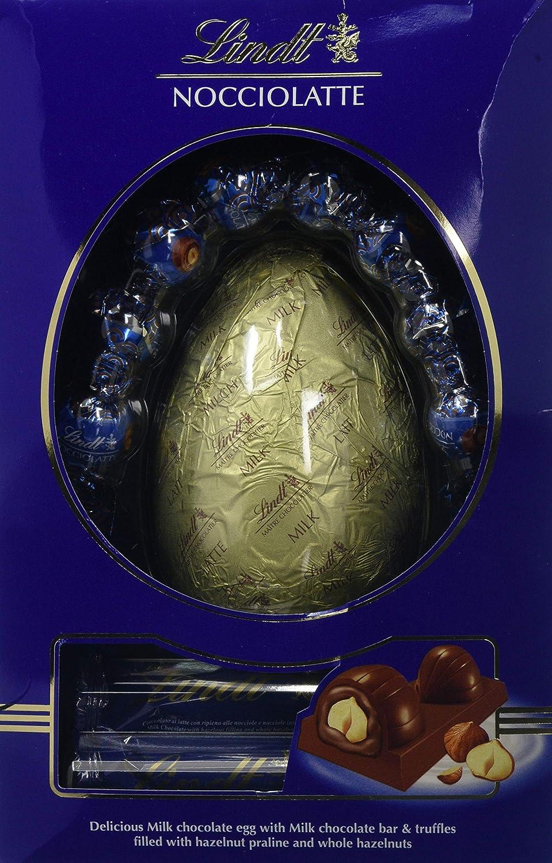 Lindt Nocciolatte Chocolate Hazelnut Easter Egg 340 G