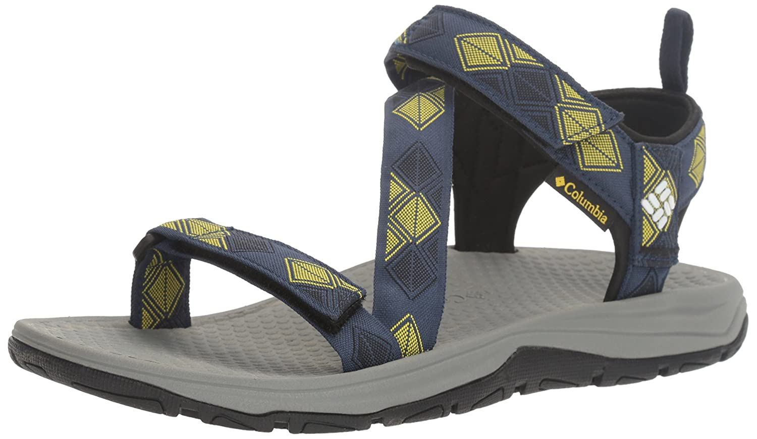 2cde2ec3 Amazon.com | Columbia Men's Wave Train Athletic Sandal | Sport Sandals &  Slides