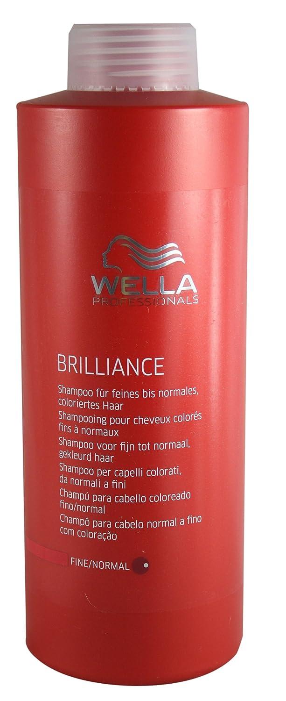 wella professionals shampooing pour cheveux colors fins normaux brilliance - Quel Shampoing Pour Cheveux Colors
