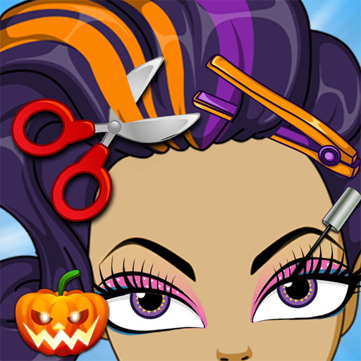 Halloween Hair Salon -