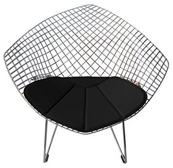 Amazon.com: Cojín para silla de Bertoia Diamond: Home & Kitchen