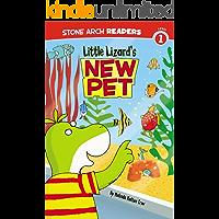 Little Lizard's New Pet (Little Lizards)