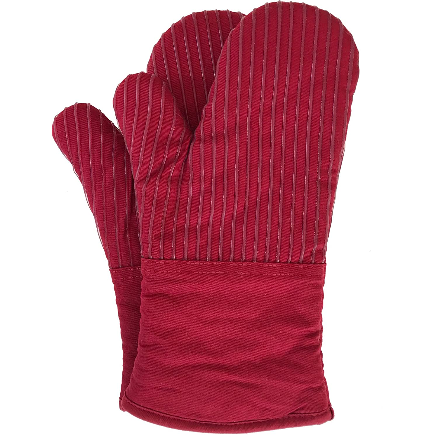 Big Red House Oven Mitts Review