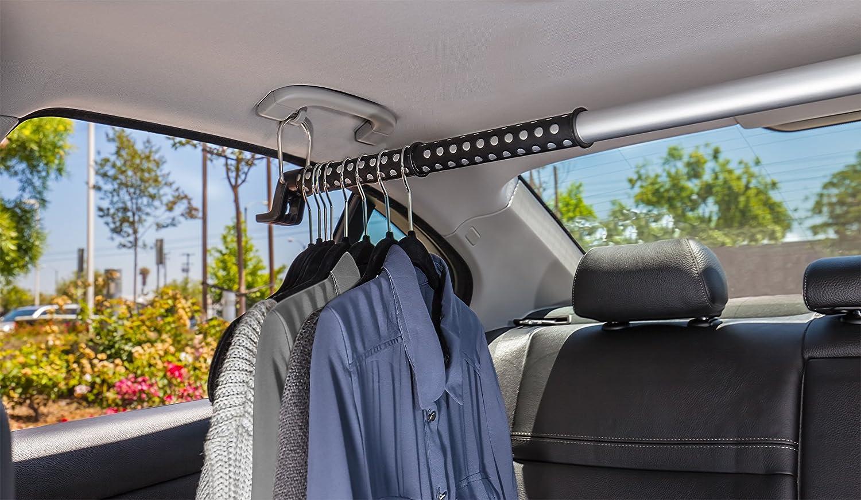 Amazon.com: Car Clothes Hanger Bar Auto Rod Automobile Hanging