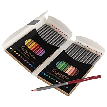Creative Mark 24-Color Colored Pencils
