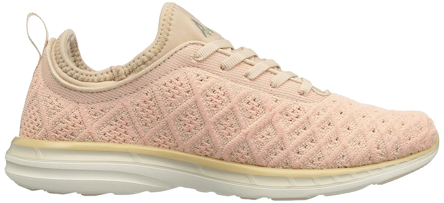 APL: Athletic Propulsion Labs Women's Techloom Phantom Running Shoe B01LB48Z6E 9 B(M) US|Blush/Cream