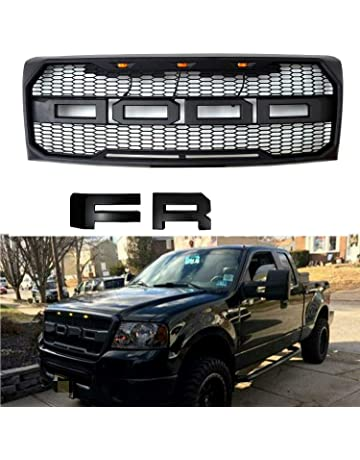 IN CHROME GENUINE FORD RANGER LIMITED 2015 2016 2017 2018 FRONT GRILL GRILLE