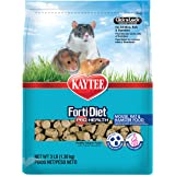Forti-Diet Pro Health Kaytee Small Animal Food for Mouse and Pet Rats, 3-Pound
