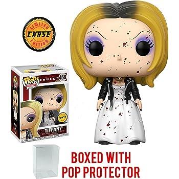 Amazon Com Funko Pop Horror Bride Of Chucky Tiffany