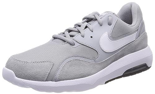 separation shoes 1ccad 0448a Nike Men s Air Max Nostalgic Gymnastics Shoes, (Wolf Grey White Black 001