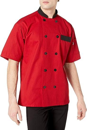 Uncommon Threads Chef Jacket Coat style BRISTOL 0423 color Slate size X-Large