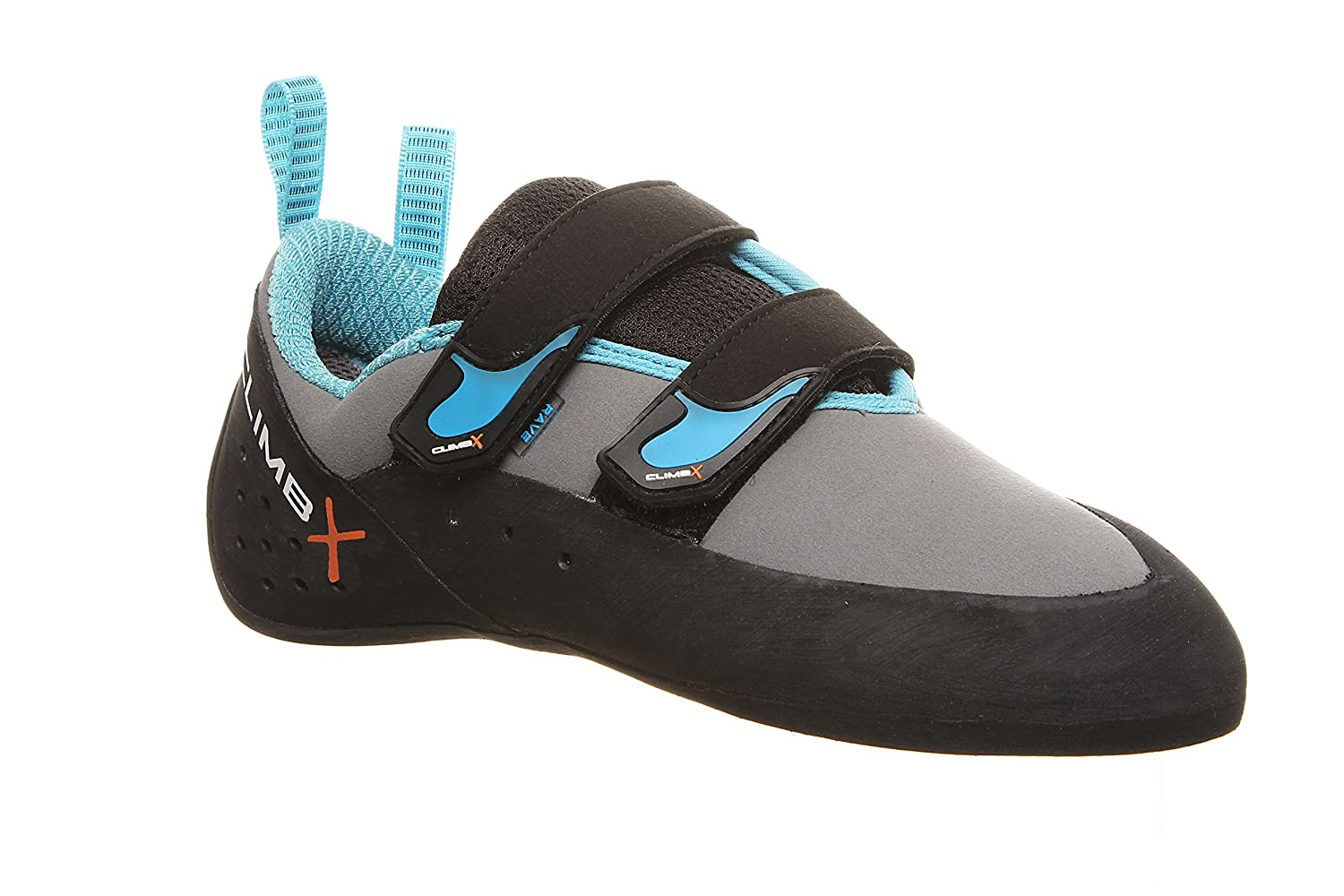 Climb X Rave 2.0 Climbing Shoe with Free Sickle M-16 Climbing Brush