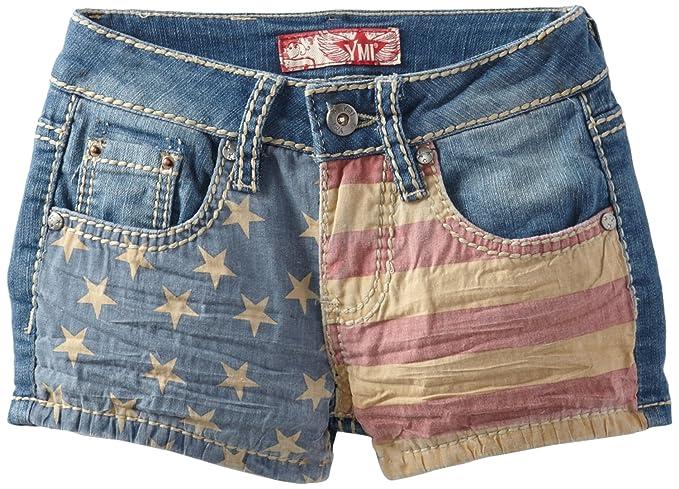 YMI Big Girls American Short YMI Kids GS34884