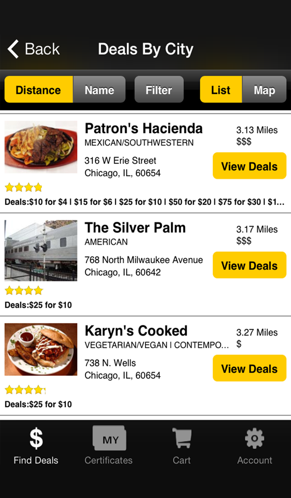 Amazon Restaurant Appstore For Android