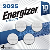 4-Pack Energizer Lithium Coin Cell Battery