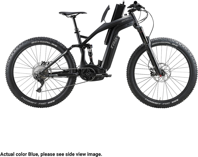 BESV Trb1 20MPH Am M 440 MTB Bicicleta eléctrica, Azul, 17