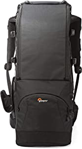 Lowpro LP36776 Lens Trekker 600 AW III Telephoto Lens Backpack – Large Capacity Backpacking Bag for Long Lenses and Cameras,Black