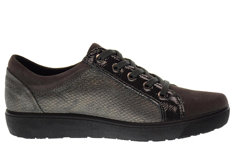Enval soft Bas Chaussures pour Femmes avec des Baskets 89782 00 Plate-Forme  Anthracite  Amazon.fr  Chaussures et Sacs d4a8ccf2267