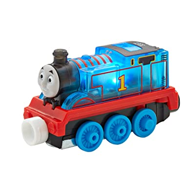 Fisher-Price Thomas & Friends Take-n-Play, Glow Racers Thomas: Toys & Games
