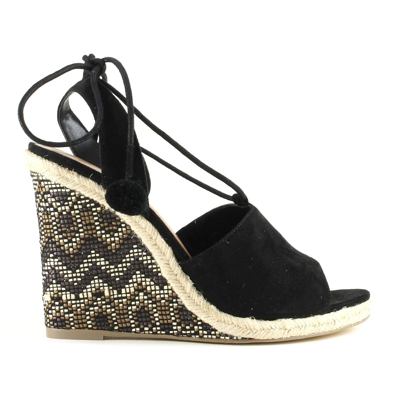 - INDIGO RD. Women's Harpy-A Sandals in Black