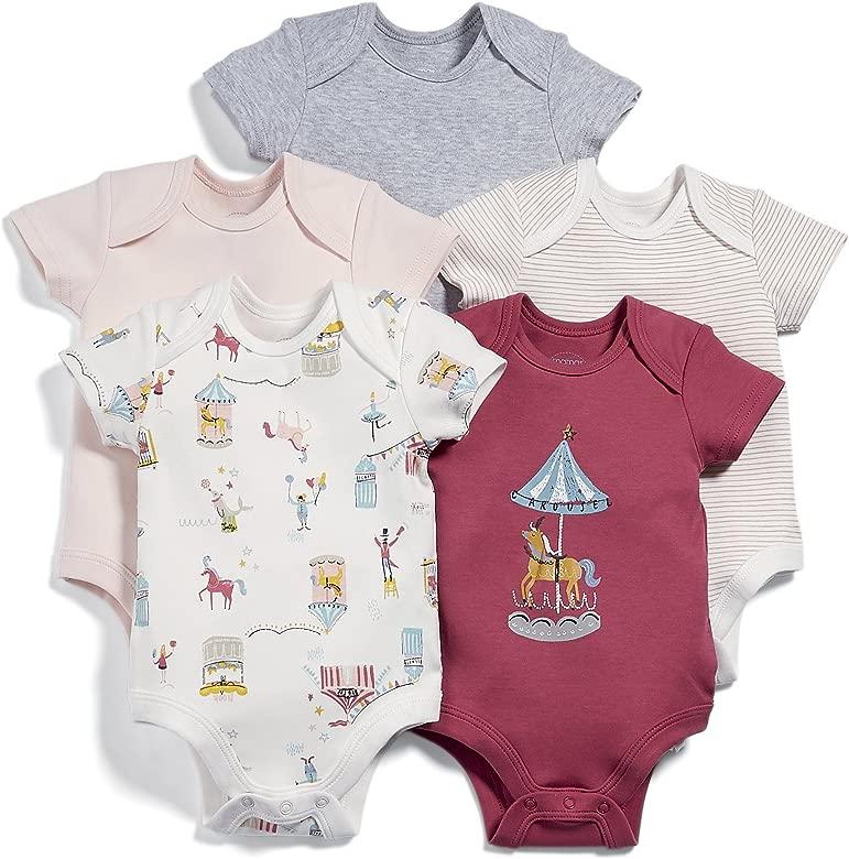 Pack de 3 para Beb/és Mamas /& Papas Pelele