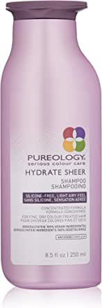 Pureology Hydrate Sheer Shampoo, 250 ml