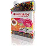 MarvelBeads 50,000 Water Beads [Non-Toxic] Fully Certified, Rainbow Mix for Kids Sensory Play and Spa Refill BPA & Phthalate