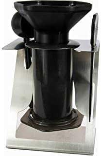 Amazon.com: Java barril bambú Caddy para Aeropress Cafetera ...