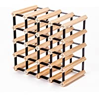 Home Ready FT-WWR03-20 20 Bottle Timber Wine Rack